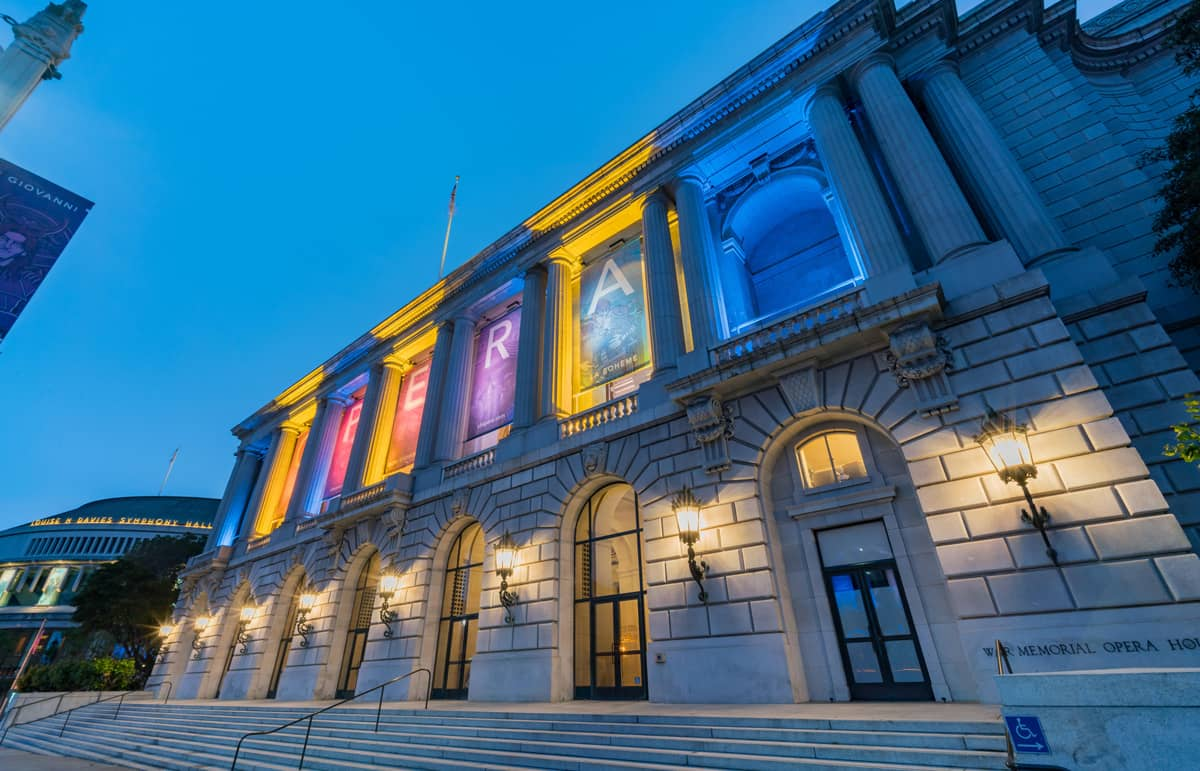 San Francisco Opera San Francisco 5/2/2021 Tickets - StubHub
