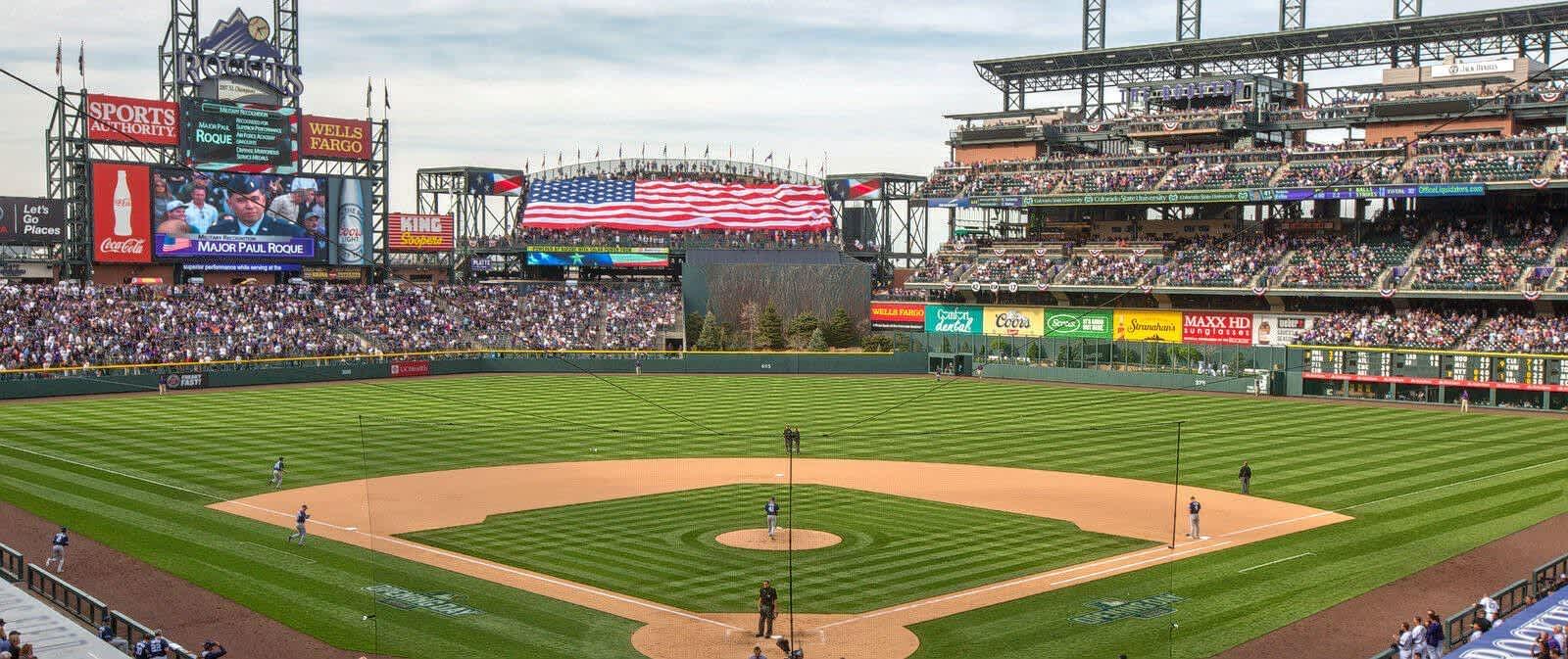 Colorado Rockies Vs Los Angeles Dodgers 4 3 2021 Tickets Stubhub