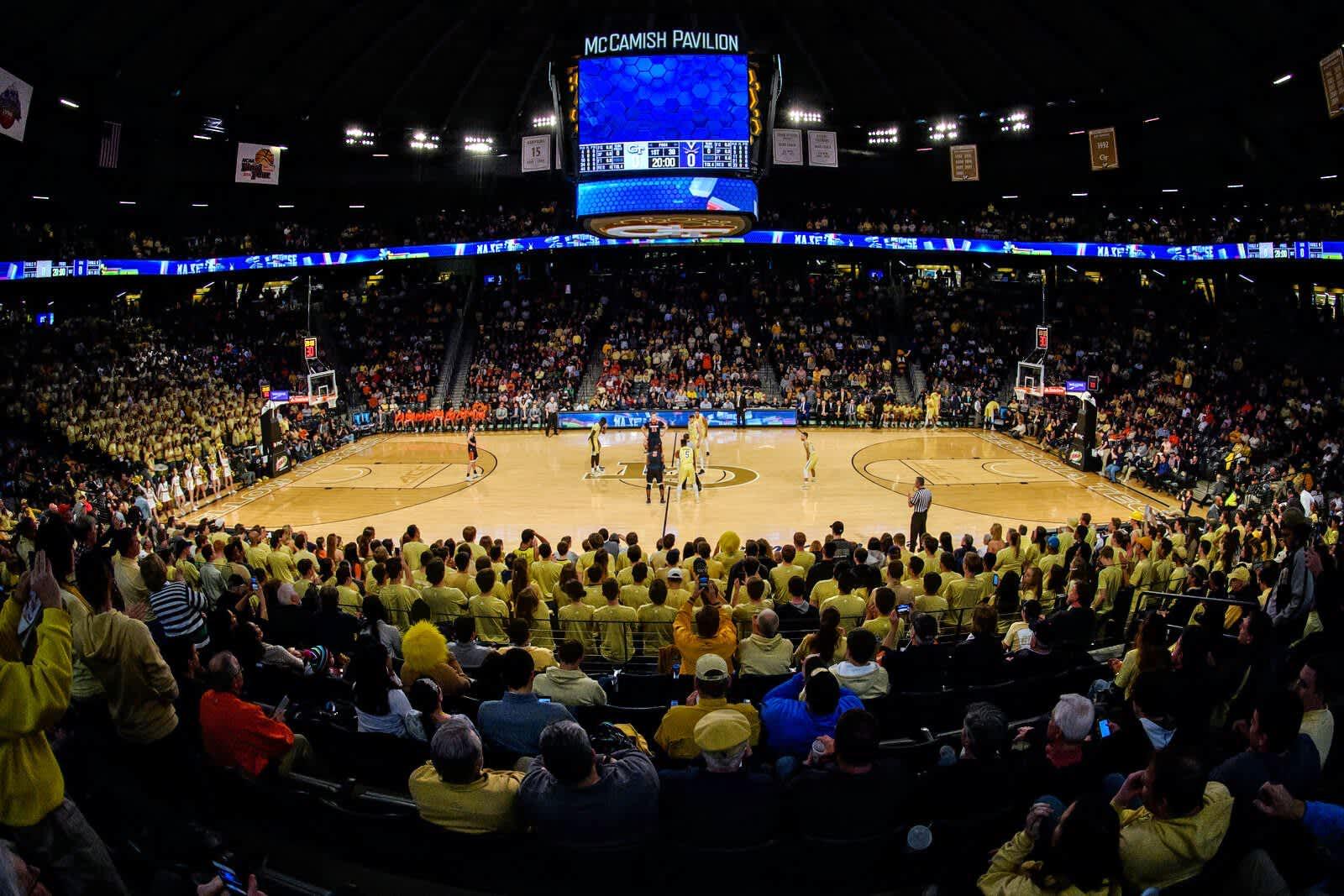 Georgia Tech Yellow Jackets Basketball Tickets Stubhub