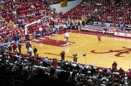 Alabama Crimson Tide Basketball Tickets Stubhub