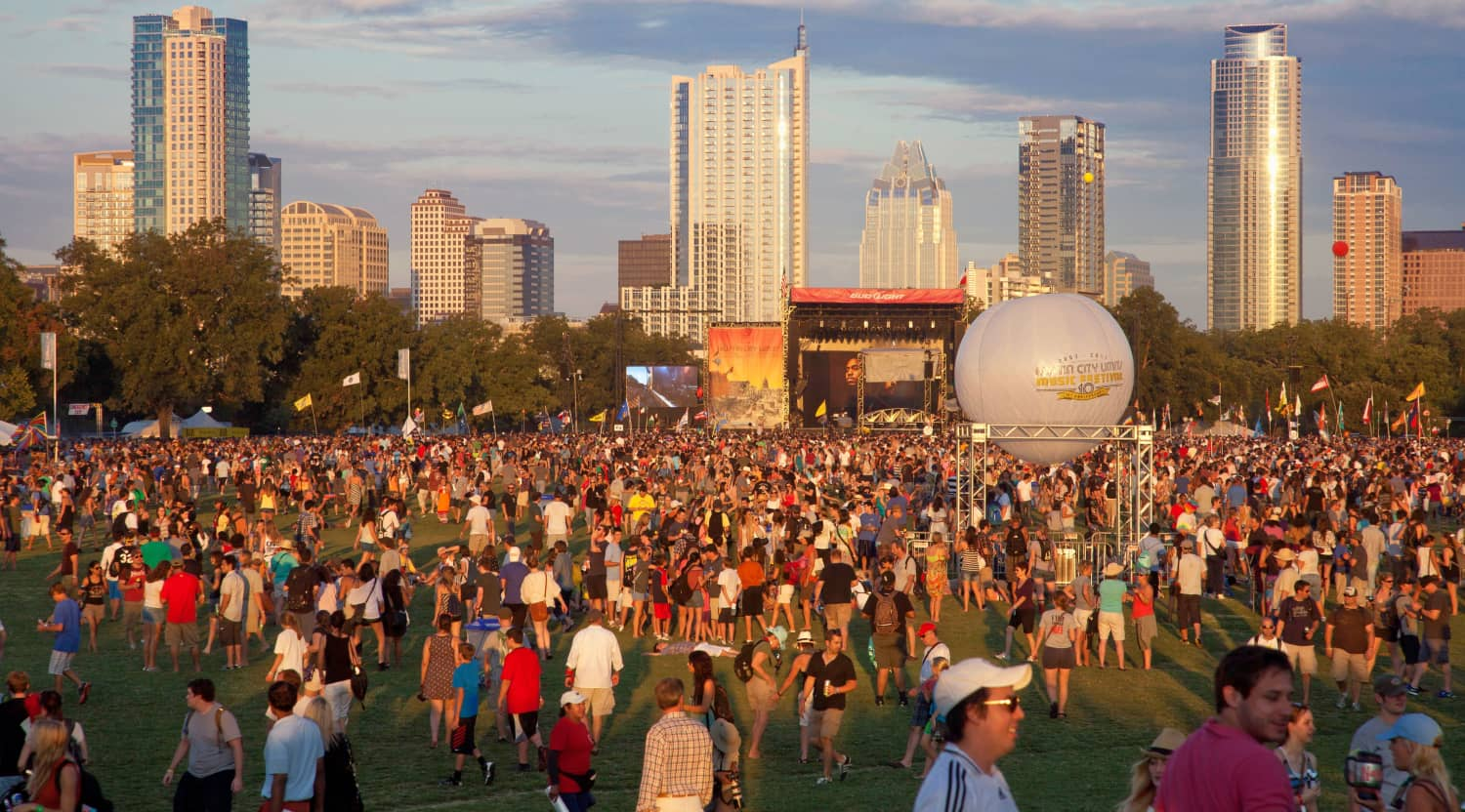 Austin City Limits Festival Acl Tickets Stubhub