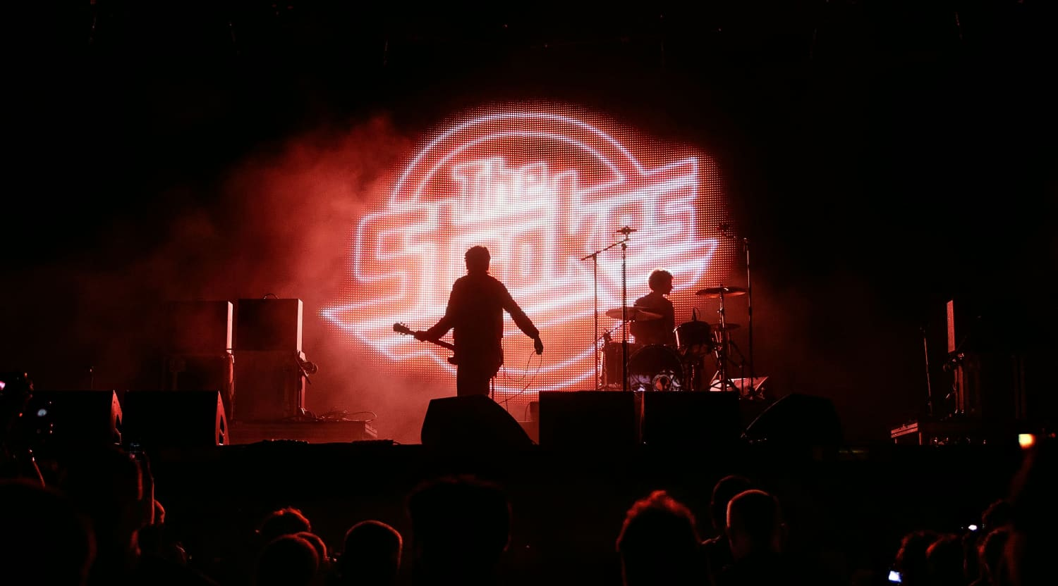 The Strokes Tickets - The Strokes Concert Tickets and Tour Dates ...