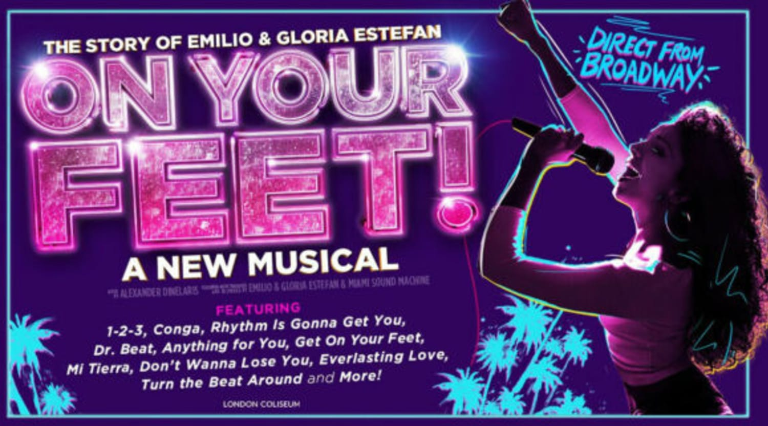 On Your Feet London - On Your Feet London Dates and Tickets