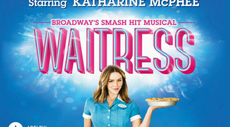 Waitress London Tickets - Waitress London Live Theatre Shows