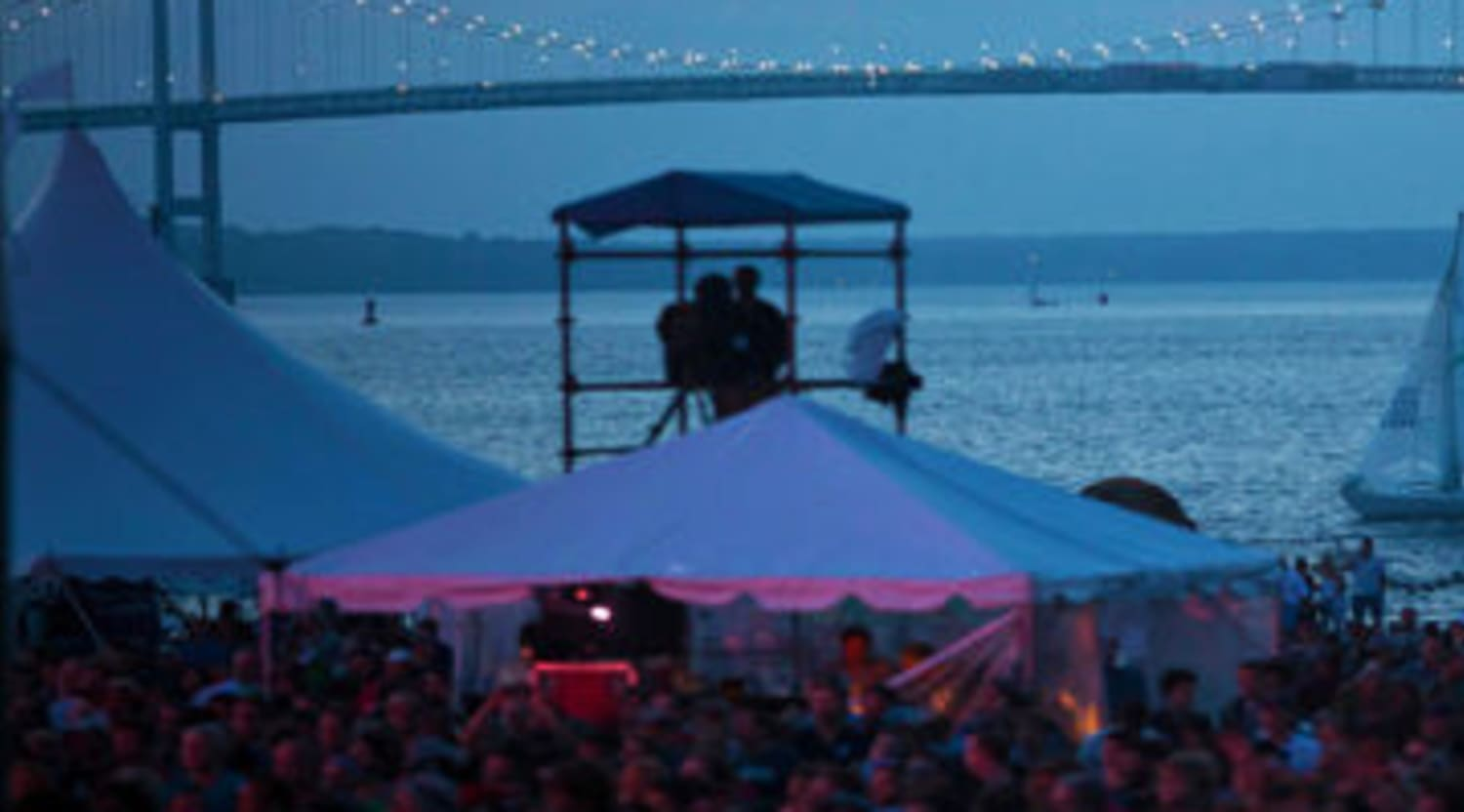 Newport Folk Festival Tickets - Newport Folk Festival Tour