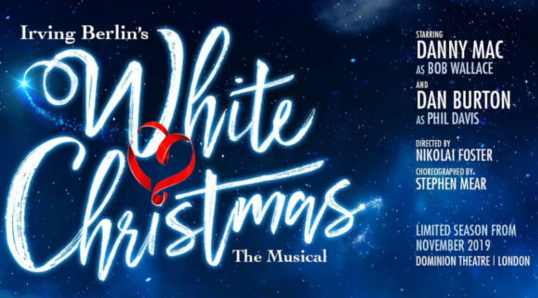 White Christmas Irving Berling.White Christmas Dallas Stubhub