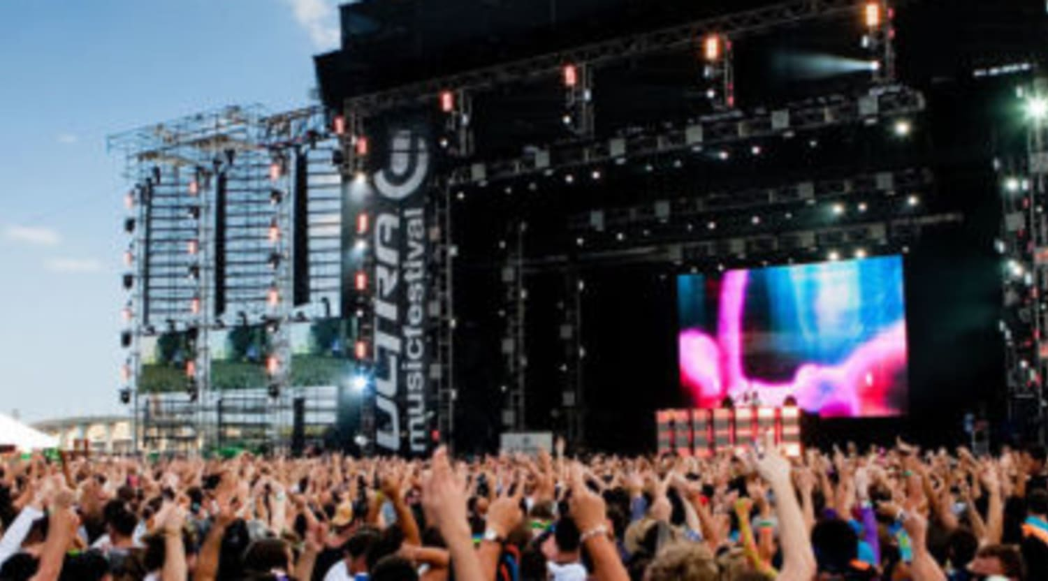 Ultra Music Festival Tickets - Ultra Music Festival Tour
