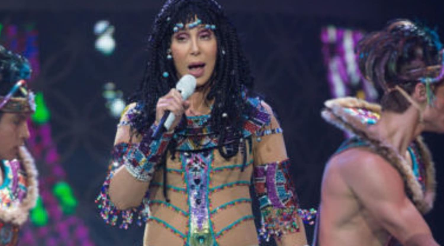 Chicago Auto Show Dates >> Cher Tickets - Cher Concert Tickets and Tour Dates ...