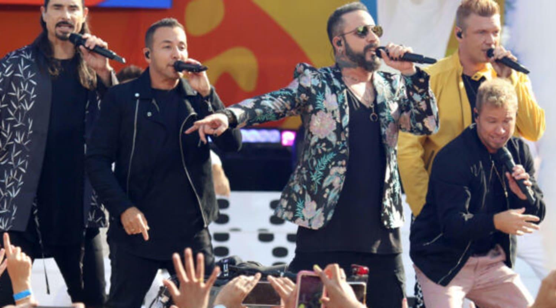 Backstreet Boys Tickets - StubHub