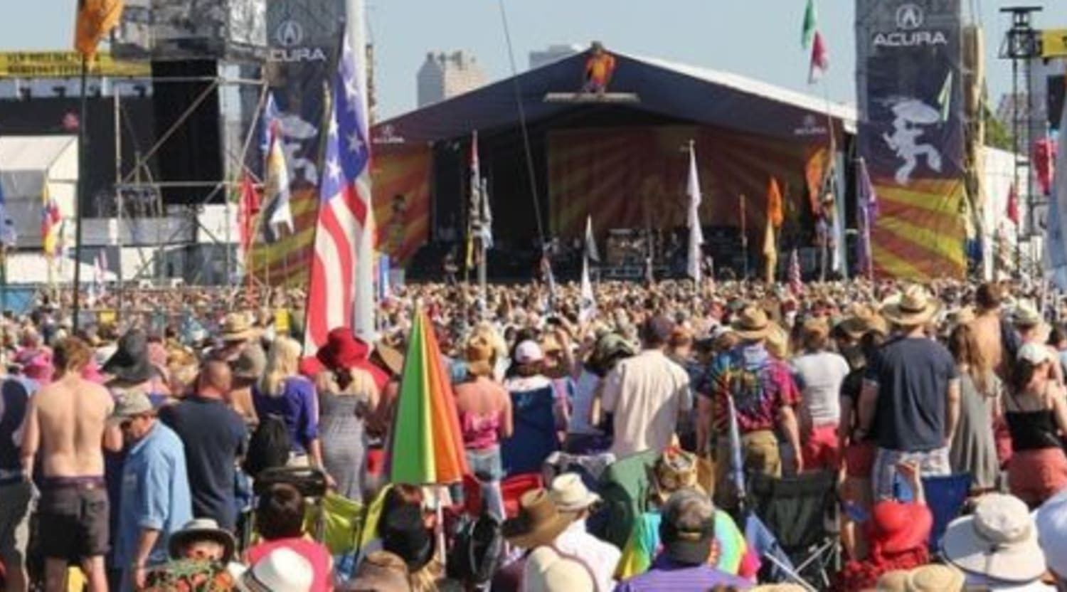 New Orleans Jazz and Heritage Festival Tickets - New Orleans