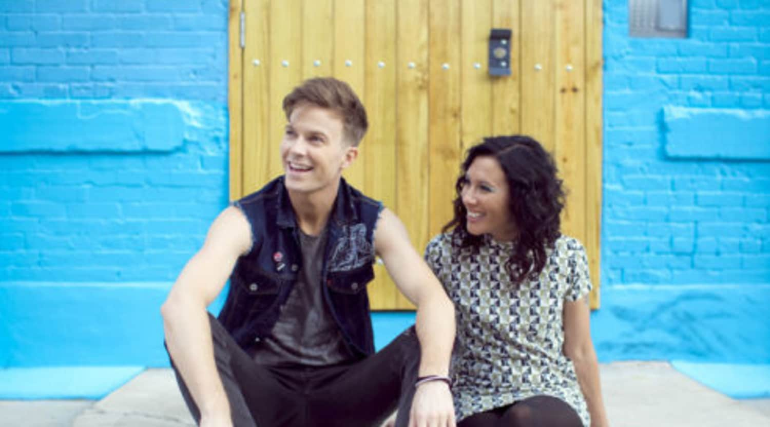 Matt och Kim dating ansluta Kelly eller Katy