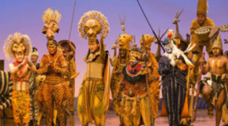 Lion King London Tickets Lion King London Tour Stubhub