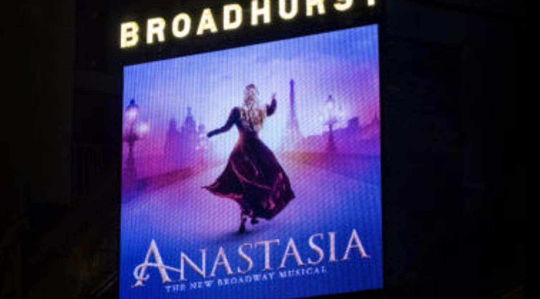 Anastasia The Musical San Francisco Tickets Anastasia